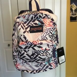 NWT Jansport Back Pack